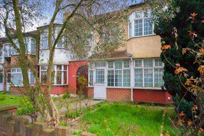 3 Bedrooms Terraced House for sale in Carlton Terrace, Upper Edmonton, London, Carlton Terrace