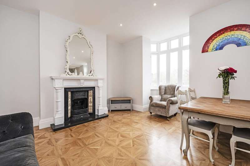 2 Bedrooms Flat for sale in Seven Sisters Road, Manor House, N4