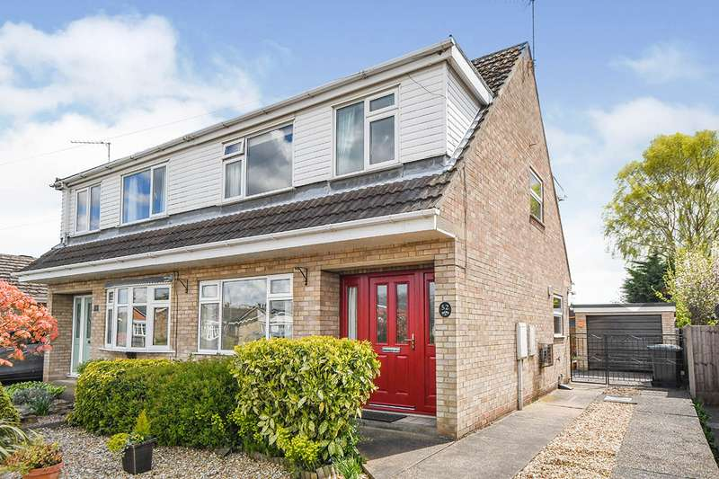 3 Bedrooms Semi Detached House for sale in Astwick Road, Lincoln, Lincolnshire, LN6