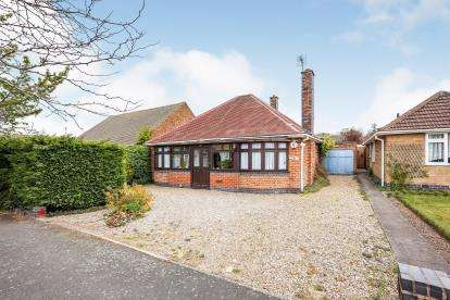 2 Bedrooms Bungalow for sale in Cherry Tree Avenue, Kirby Muxloe, Leicester