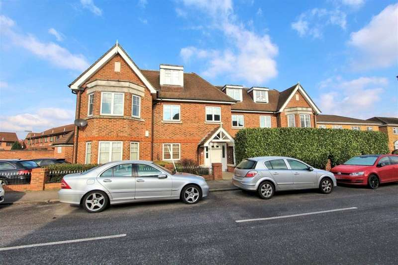 2 Bedrooms Apartment Flat for sale in High Road, Byfleet, West Byfleet, KT14