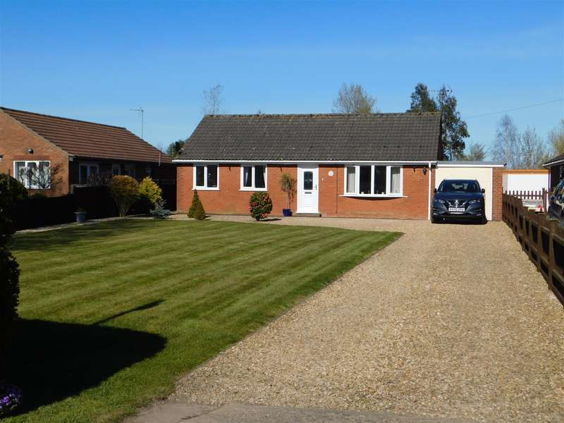3 Bedrooms Detached Bungalow for sale in Church Road, Friskney, Boston, PE22 8RD