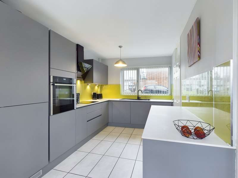 3 Bedrooms Terraced House for sale in Westbrook Crescent, Preston, Lancashire, PR2