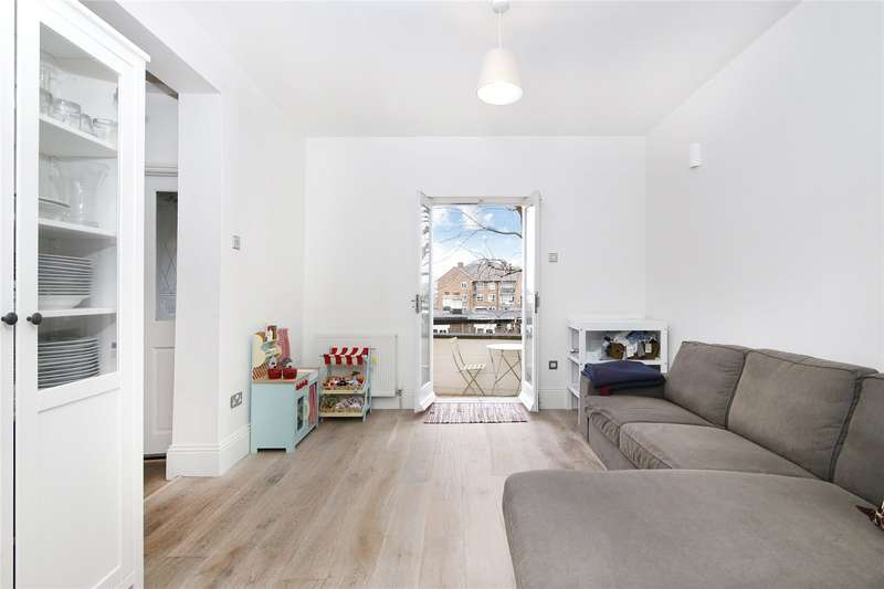 3 Bedrooms Terraced House for sale in Maidenstone Hill, Greenwich, SE10