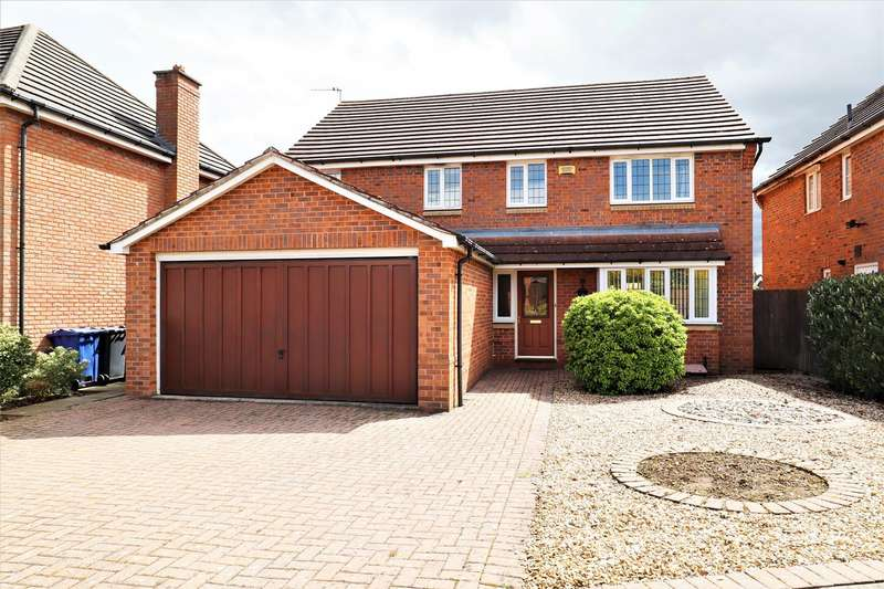 4 Bedrooms Detached House for sale in Northfield Avenue, Sudbrooke, Lincoln