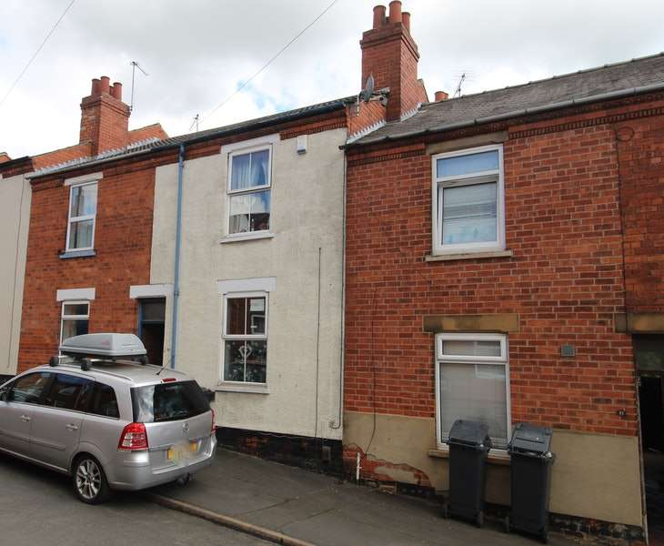 3 Bedrooms Terraced House for sale in Hartley Street, Lincoln, Lincolnshire, LN2