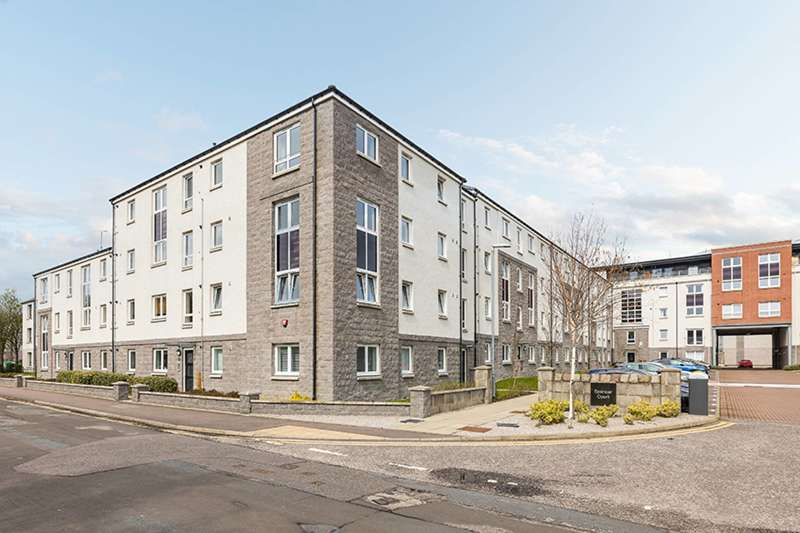 2 Bedrooms Flat for sale in Spencer Court 36 Froghall Terrace, Aberdeen, AB24 3PF