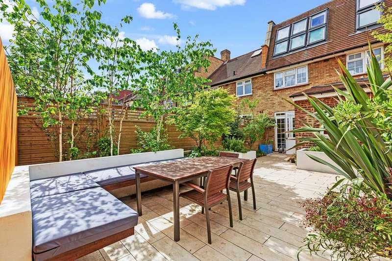 4 Bedrooms Terraced House for sale in Selkirk Road, London SW17