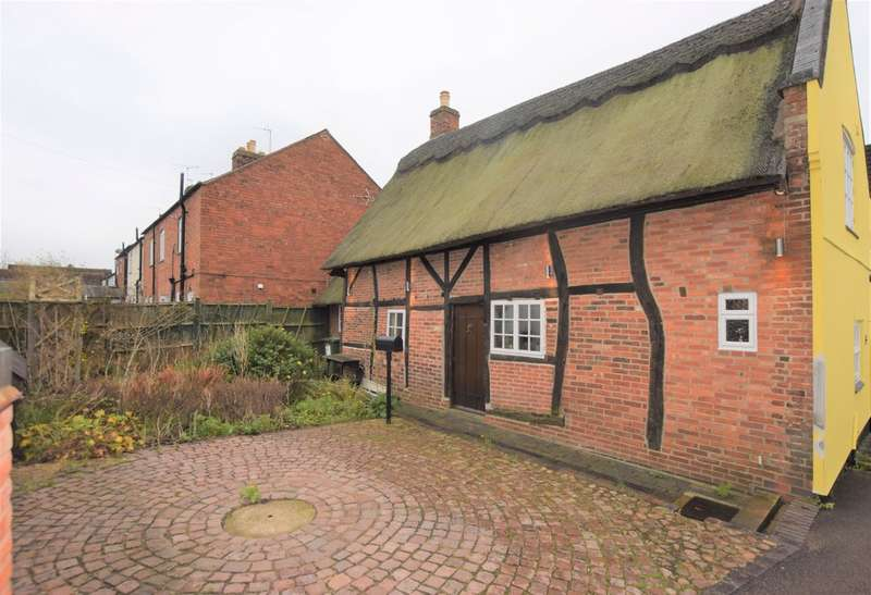 2 Bedrooms Property for sale in Chapel Lane, Cosby LE9