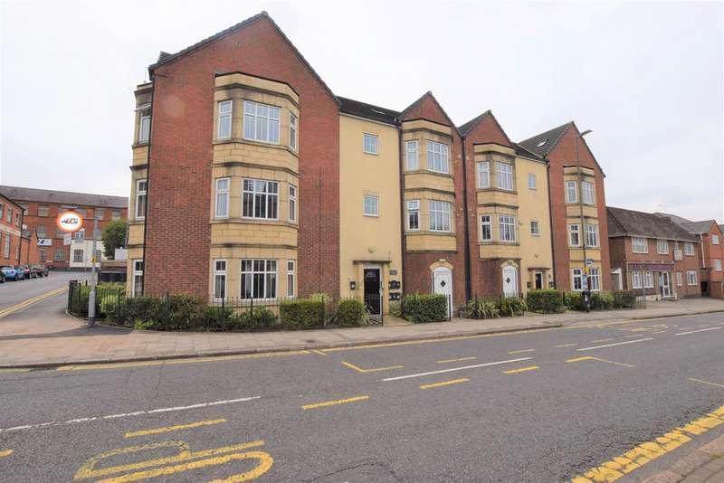 1 Bedroom Property for sale in Upper Bond Street, Hinckley LE10