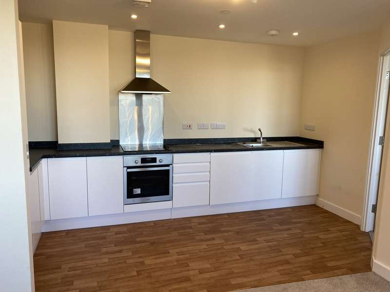 2 Bedrooms Property for rent in Prosperity House, Gower Street, Derby DE1