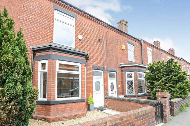 3 Bedrooms Terraced House for sale in Moss Lane, Wardley, M27