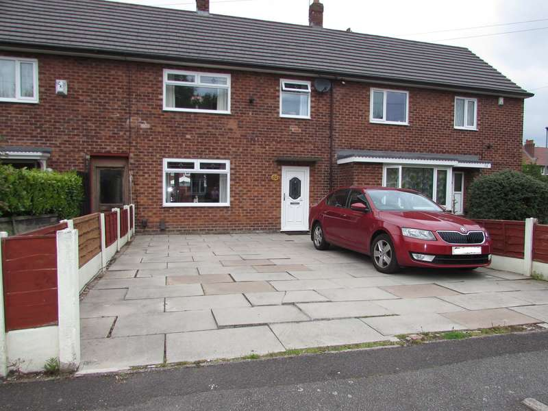 3 Bedrooms Terraced House for sale in Ardenfield Drive, Peel Hall, Manchester, M22