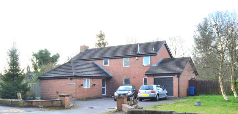 4 Bedrooms Detached House for rent in Warrington Road, Ince, Wigan, WN3 4NH