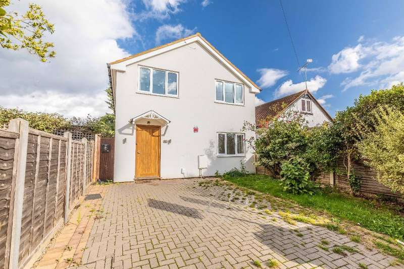 3 Bedrooms Detached House for sale in Faraday Road, Slough, SL2 1RW