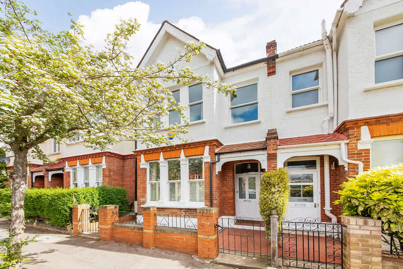3 Bedrooms House for sale in Ruskin Walk, Herne Hill
