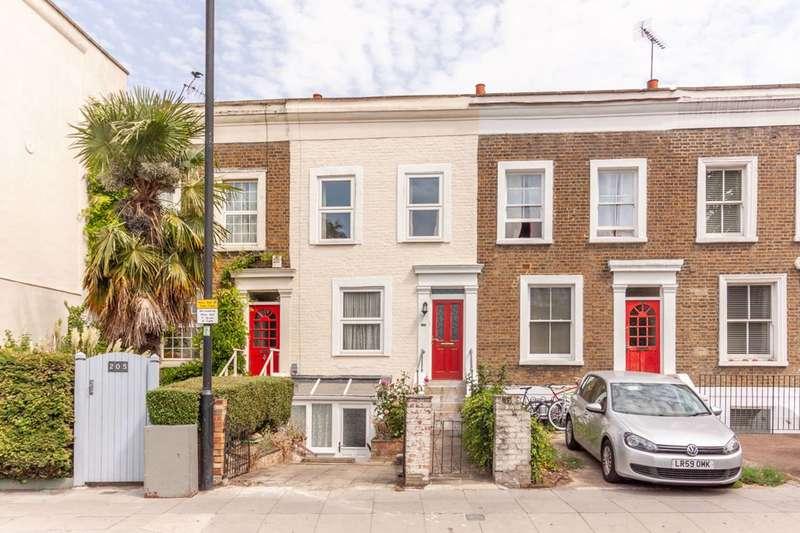 4 Bedrooms Terraced House for sale in Askew Road, Ravenscourt Park, W12