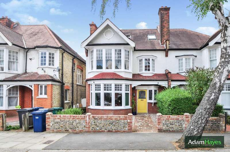 6 Bedrooms Semi Detached House for sale in Avondale Avenue, North Finchley, N12