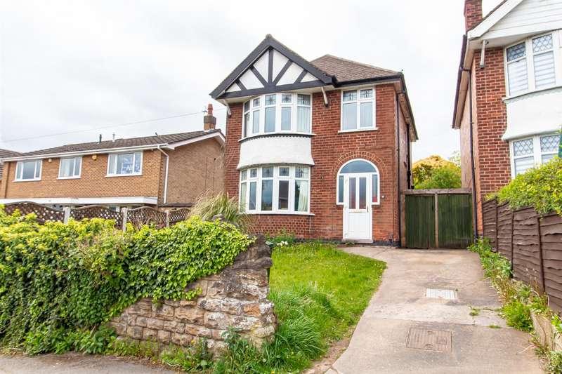 3 Bedrooms Detached House for sale in Westdale Lane, Carlton, Nottingham