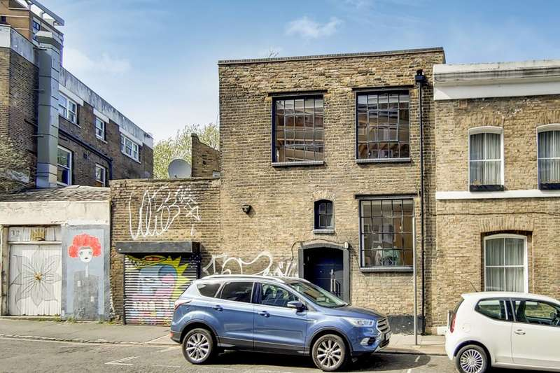 2 Bedrooms House for sale in Wellington Row, Shoreditch, E2