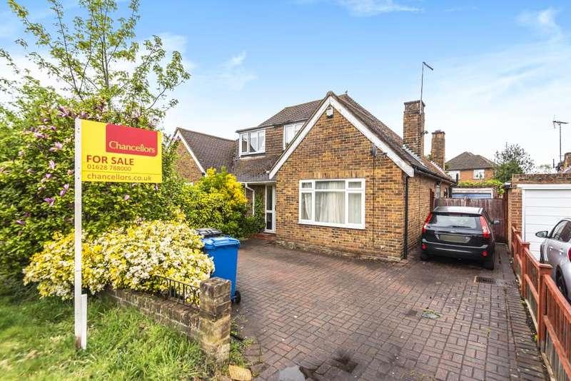 3 Bedrooms Semi Detached Bungalow for sale in Maidenhead, Berkshire, SL6