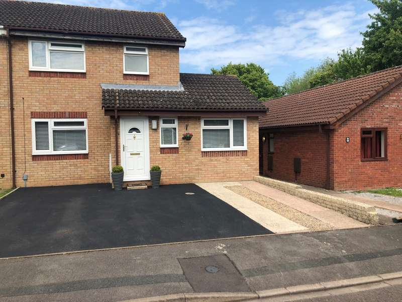 3 Bedrooms Semi Detached House for sale in The Willows, Quedgeley, Gloucester, GL2