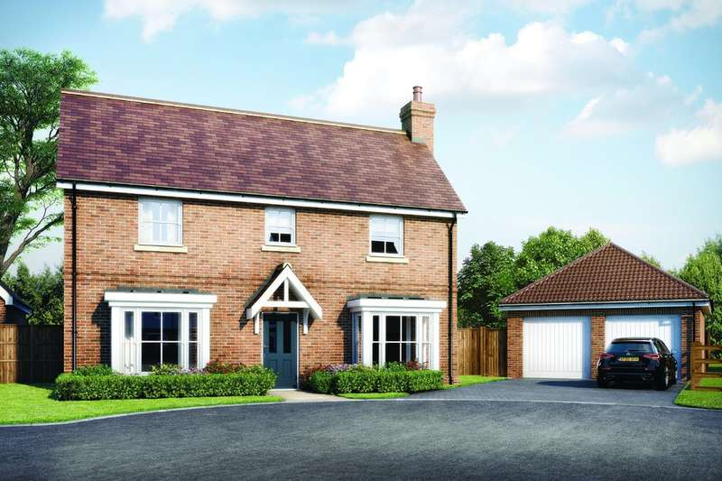 4 Bedrooms Detached House for sale in The Oak, Pavilion View