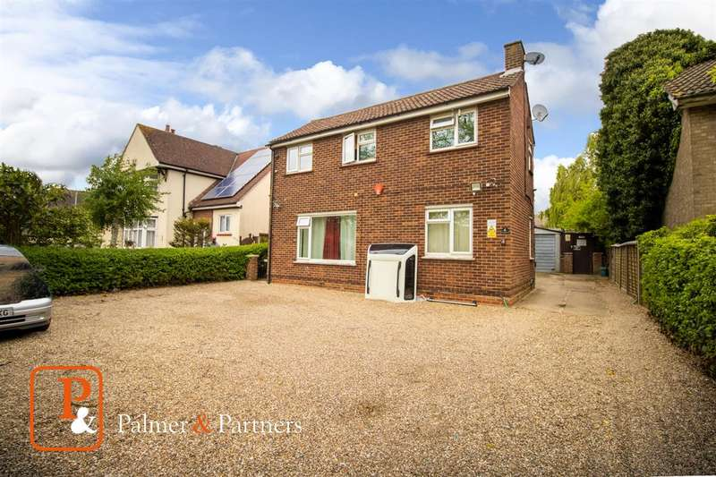 8 Bedrooms Detached House for sale in Cowdray Avenue, Colchester, CO1