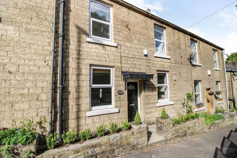 2 Bedrooms Terraced House for sale in Edenfield Road, Norden, Rochdale, OL11 5TU