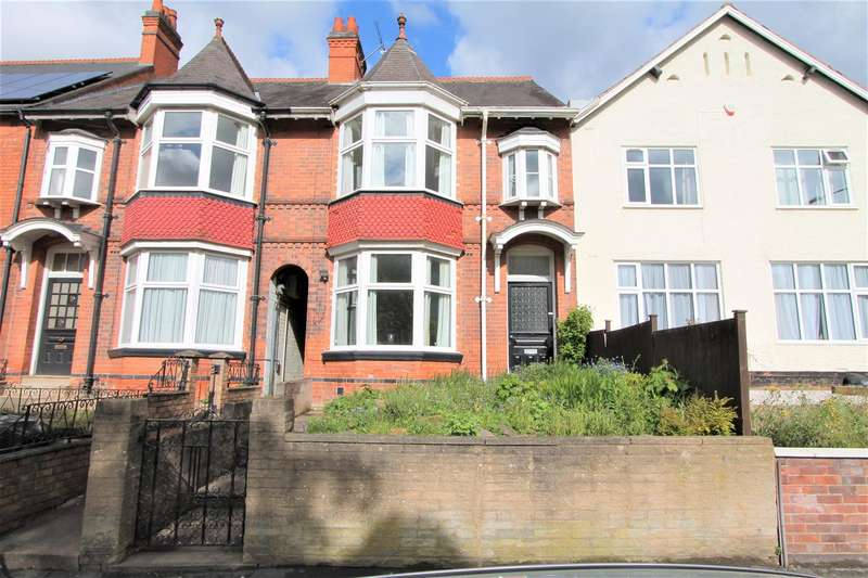 5 Bedrooms Terraced House for sale in Aylestone Road, Aylestone, Leicester LE2