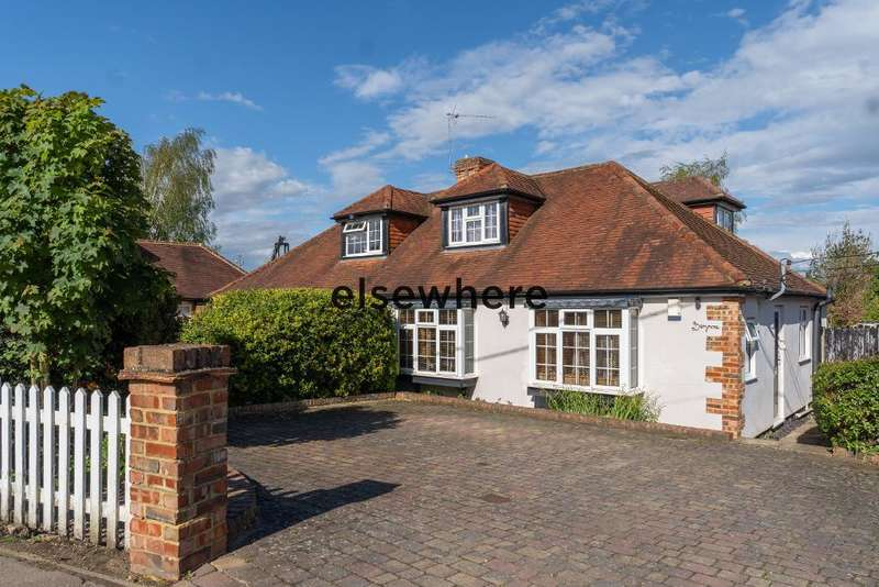 4 Bedrooms Semi Detached House for sale in Cannon Lane, Maidenhead, SL6 3NR