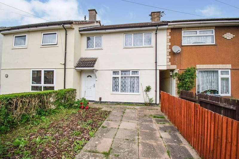 3 Bedrooms Terraced House for sale in Birstow Crescent, Leicester, LE4