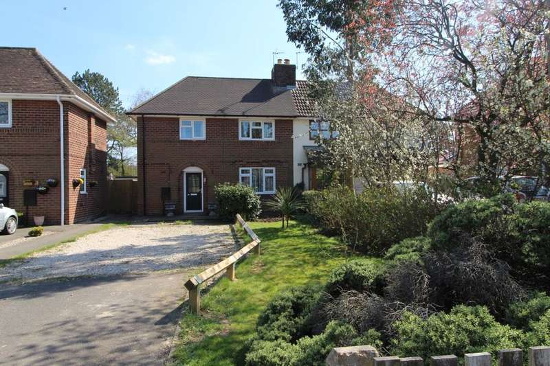 2 Bedrooms Semi Detached House for sale in Meadow Lane, Coalville, LE67
