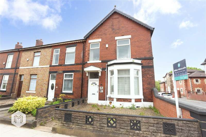 3 Bedrooms End Of Terrace House for sale in Bolton Road, Bury, BL8
