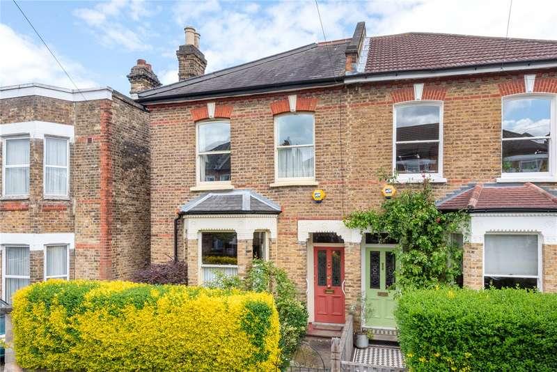 4 Bedrooms Semi Detached House for sale in Selsdon Road, West Norwood, London, SE27