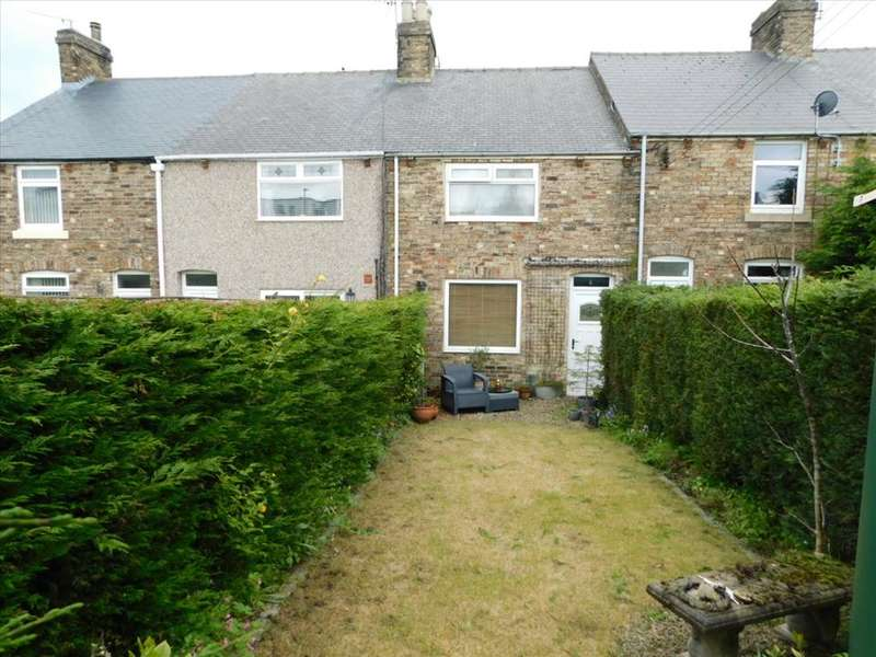 1 Bedroom Terraced House for sale in VICTORIA STREET, SACRISTON, Durham City : Villages West Of, DH7 6JQ