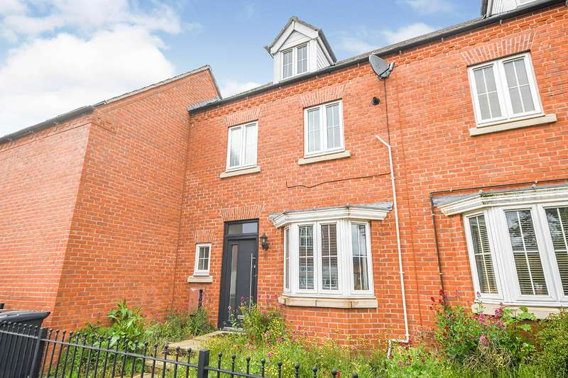 4 Bedrooms House for sale in Carram Way, Lincoln, Lincolnshire, LN1