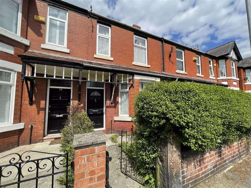 3 Bedrooms Terraced House for sale in Nicolas Road, Chorlton