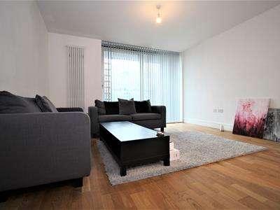 2 Bedrooms Apartment Flat for sale in The Quad, Highcross Street, Leicester