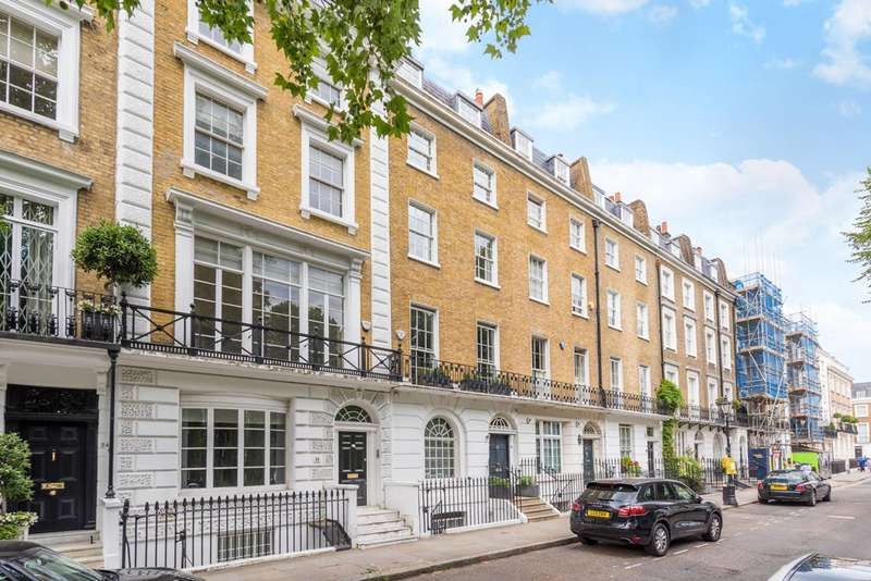 6 Bedrooms House for sale in Montpelier Square, Knightsbridge, SW7
