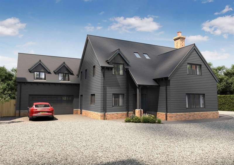 4 Bedrooms Detached House for sale in Ashby Road, Long Whatton, Loughborough
