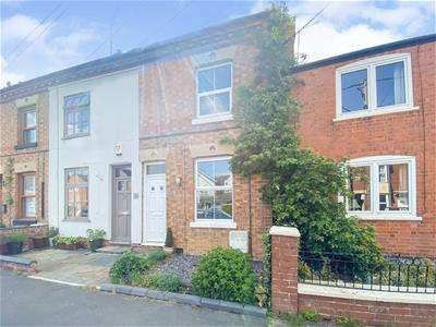 2 Bedrooms End Of Terrace House for sale in Gladstone Street, Kibworth Beauchamp, Leicester