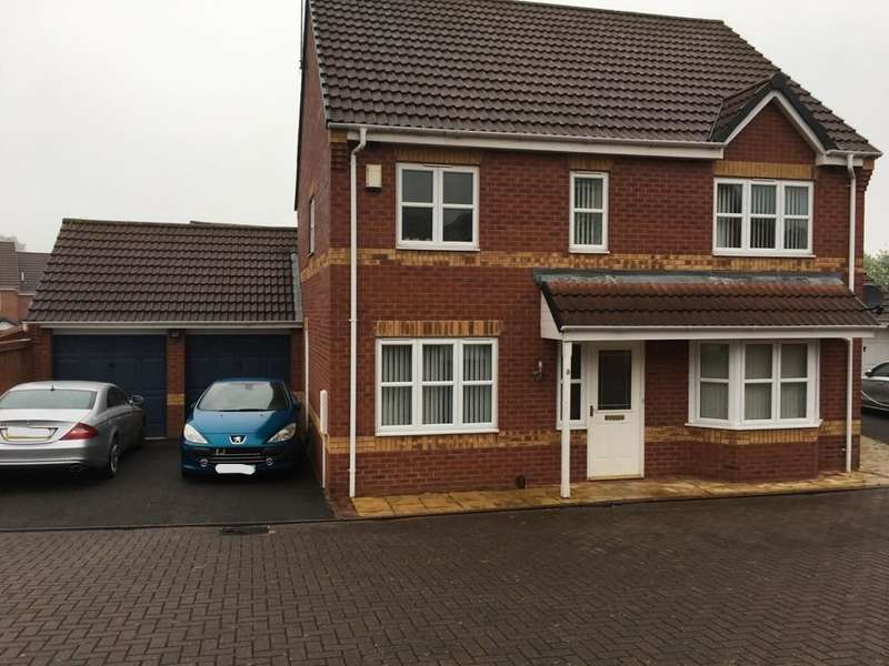4 Bedrooms Detached House for sale in Guestwick Green, HAMILTON, Leicester, LE5