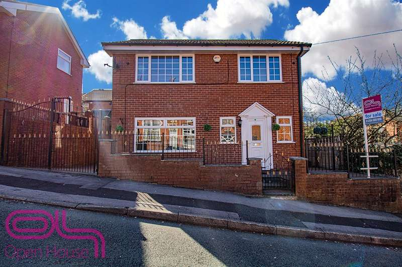 4 Bedrooms Detached House for sale in Ryley Avenue, Bolton