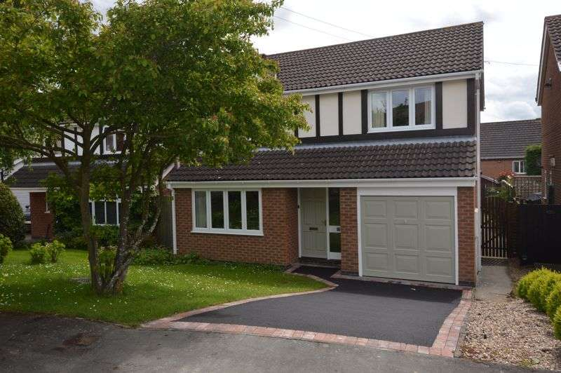 4 Bedrooms Property for sale in Honeycomb Close, Narborough