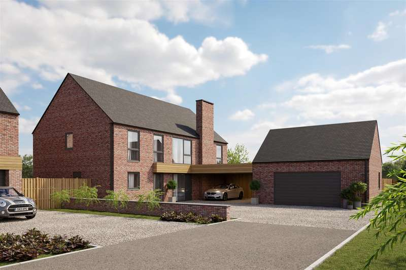 6 Bedrooms Detached House for sale in Plot 1, Walnut Tree Drive, Reepham