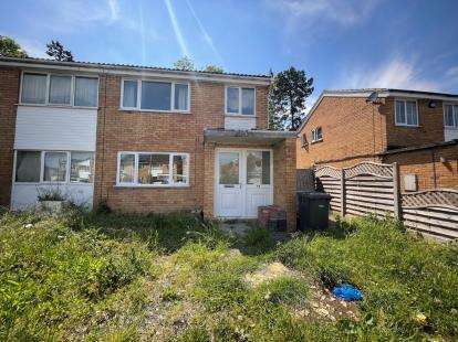 3 Bedrooms Semi Detached House for sale in Milton Crescent, Beaumont Leys, Leicester, Leicestershire