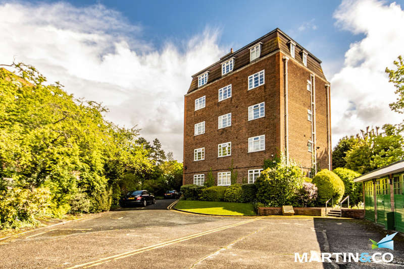 3 Bedrooms Flat for sale in Melville Hall, Holly Road, Edgbaston, B16