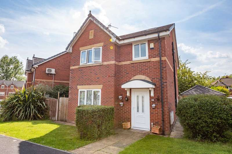 5 Bedrooms Detached House for sale in Stonemead Drive, Manchester