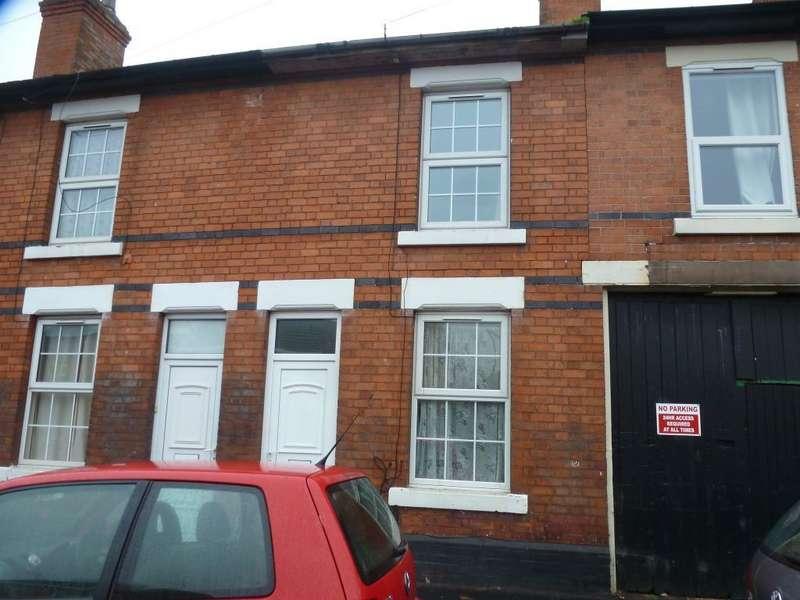 4 Bedrooms Property for rent in Stockbrook Street, Derby DE22